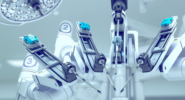 Types of Robotic Surgery