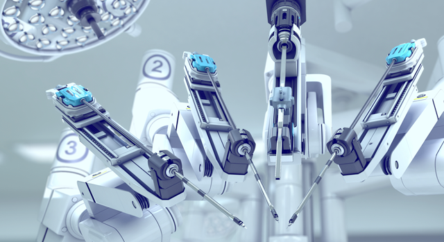 Types of robotic surgery summerlin hospital