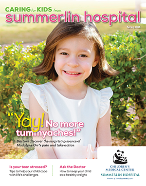 Caring for Kids Magazine Spring 2016