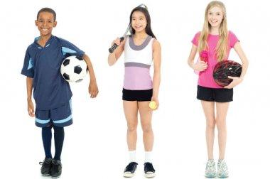 Niños activos - La importancia del tiempo al aire libre para el bienestar de los niños y adolescentes