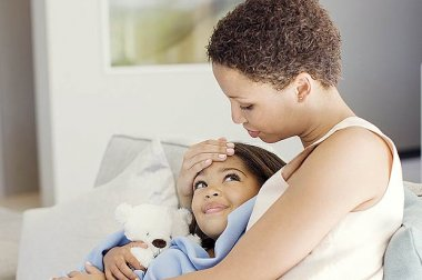 A guide for parents: Coping when your child has a chronic illness