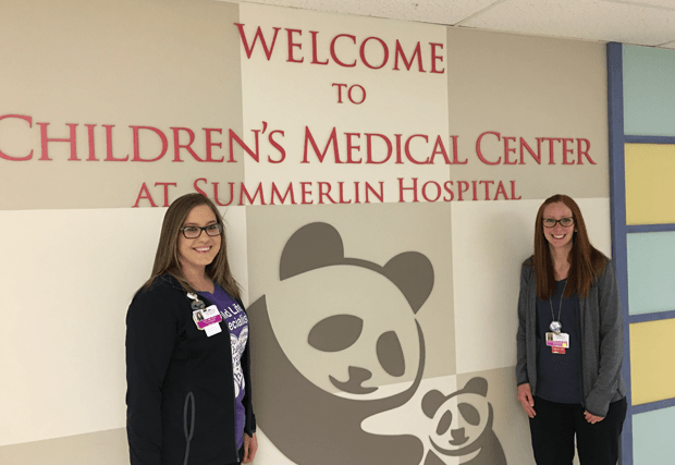 Child Life Specialists at Children's Medical Center at Summerlin Hospital Play a Unique Role