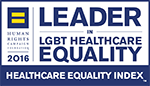 The Leader in LGBT Healthcare Equality