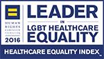 Líder en igualdad en la atención médica para LGBT