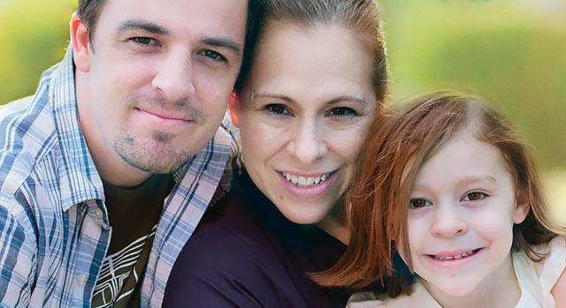 Orr Family Photo